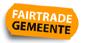 fairtrade gemeentelogootje